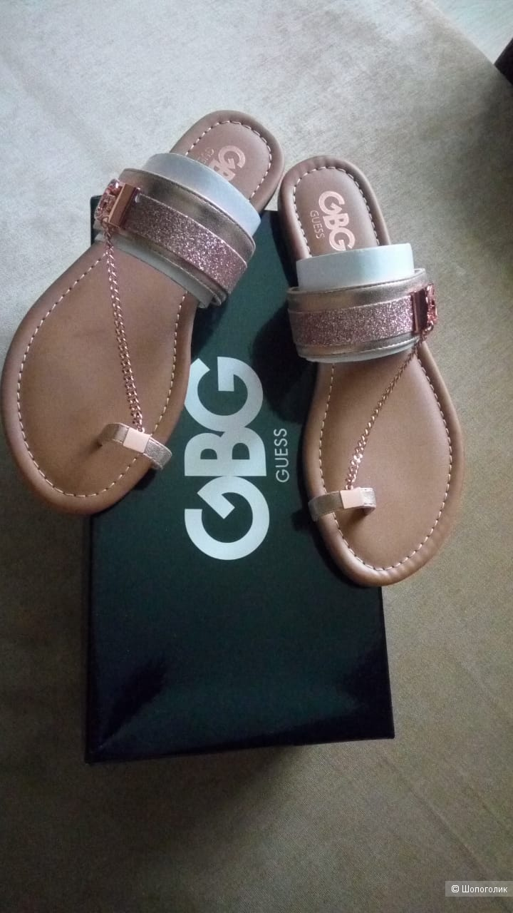 Босоножки G by GUESS, разм. US 8 (росс. 38)