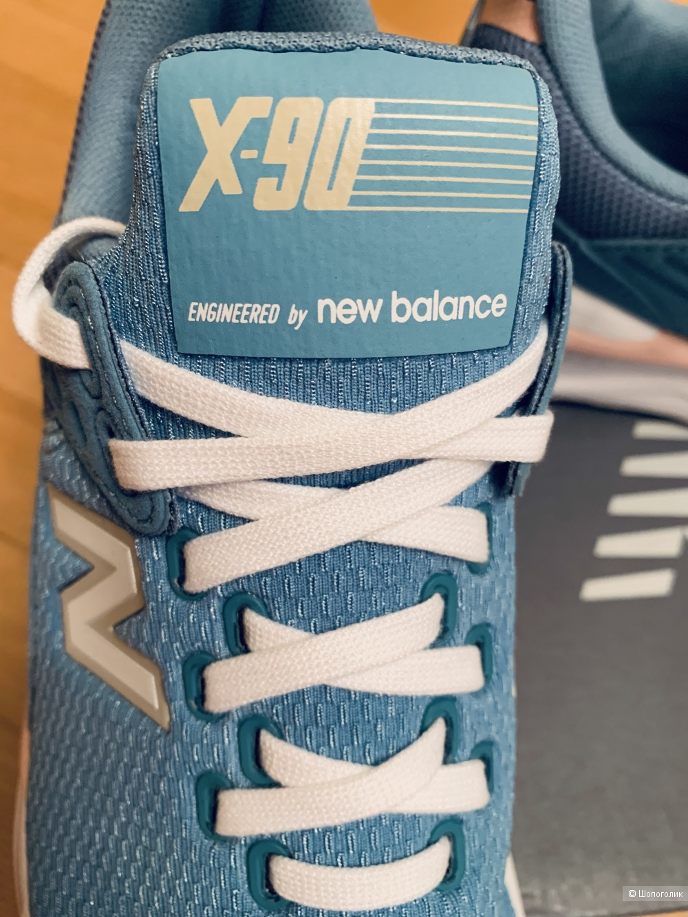 Кроссовки New balance X90 37 ( US 7, EUR 37,5)