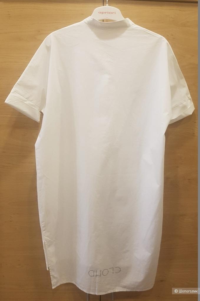 Платье - рубашка ClaudSpace  42-44 р-р