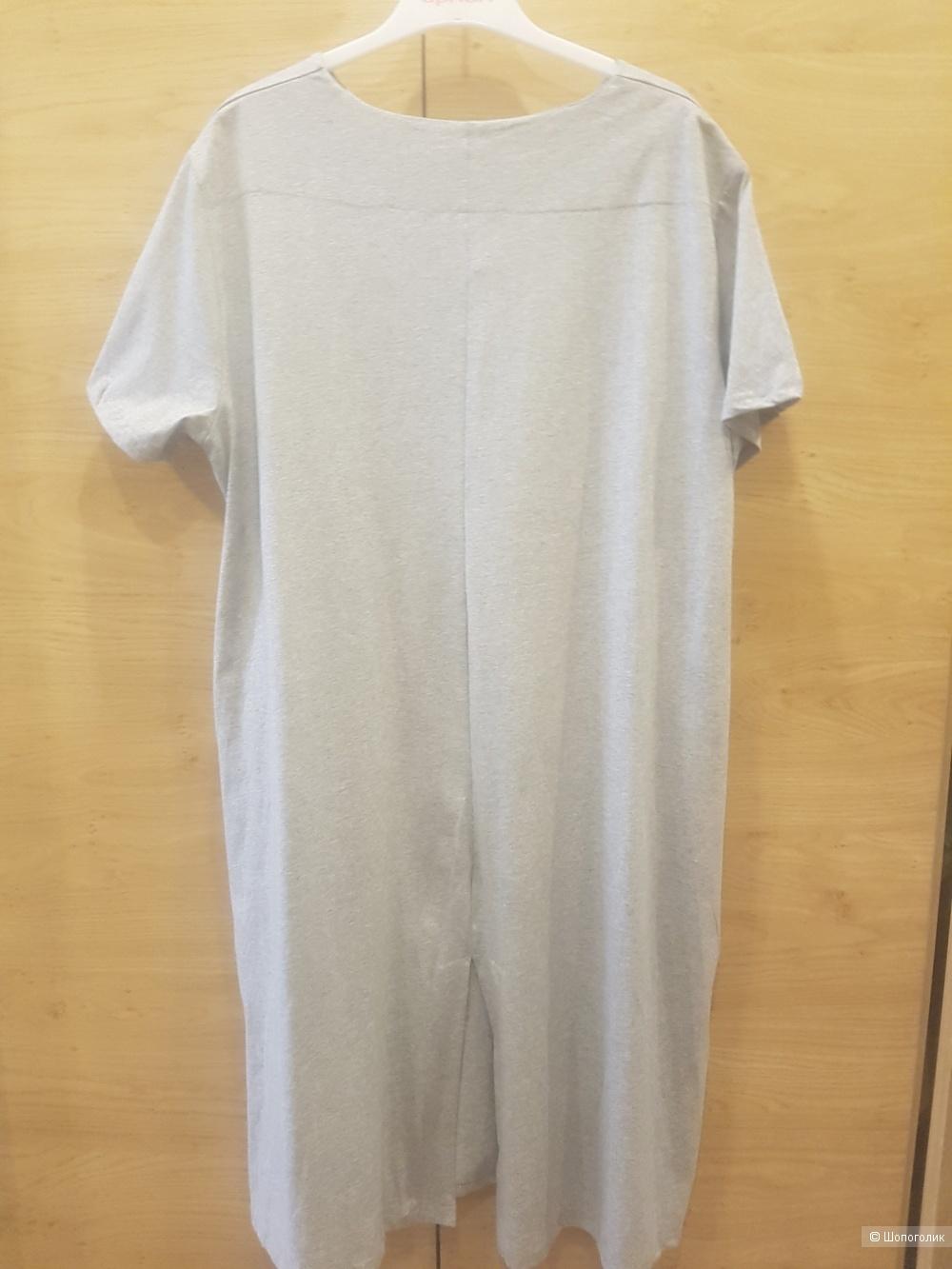 Платье футболка ХL на 50-52 р-р