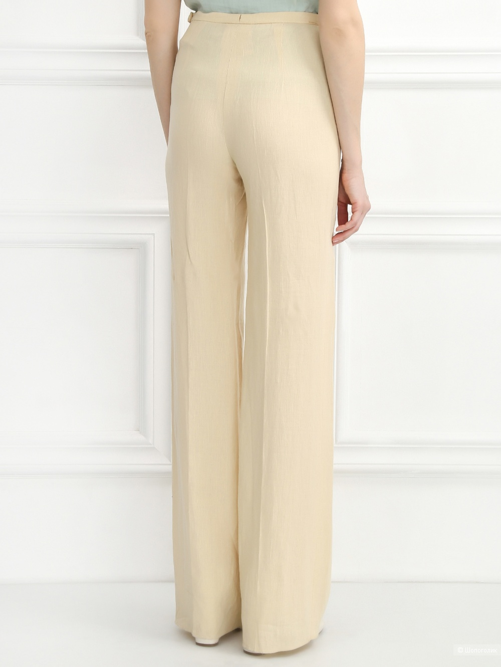 Льняные брюки Max Mara  размер 42-44