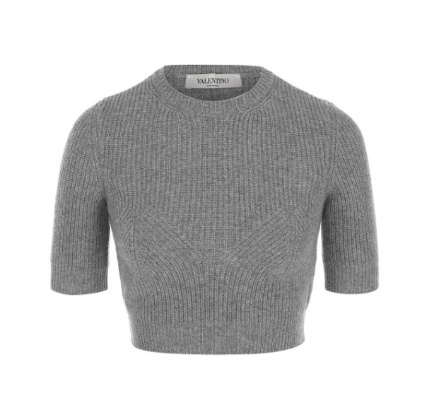 VALENTINO кашемировый свитерок р.М