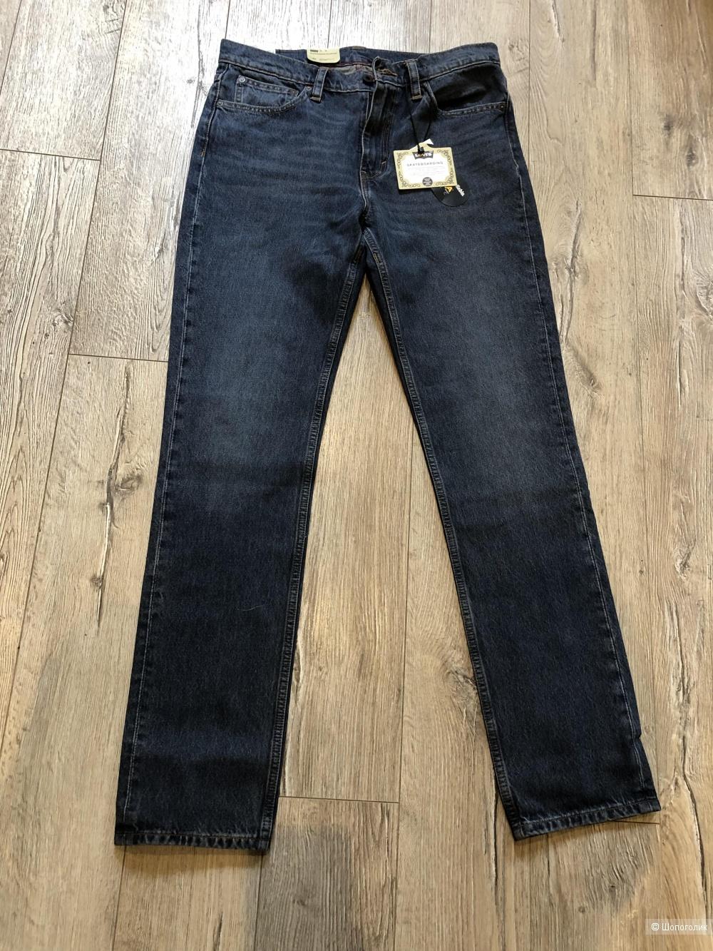 Мужские джинсы Levi's 511 skateboarding 33x34