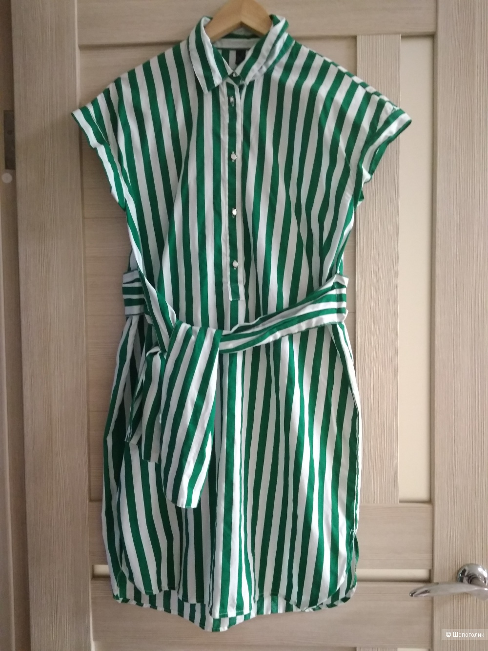 Платье в полоску Zolla 48-50
