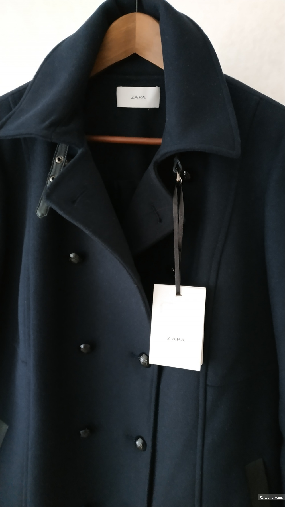 Пальто ZAPA, на 46-48 размер