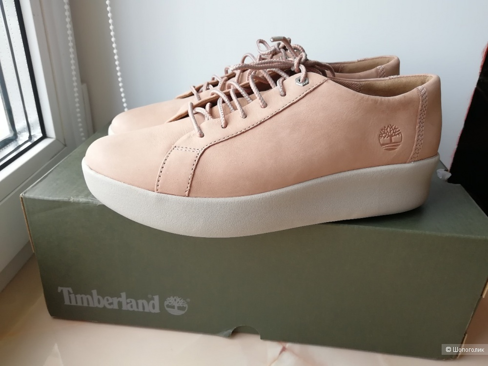 Полуботинки - кеды  Timberland BERLIN PARK OXFORD размер US 8