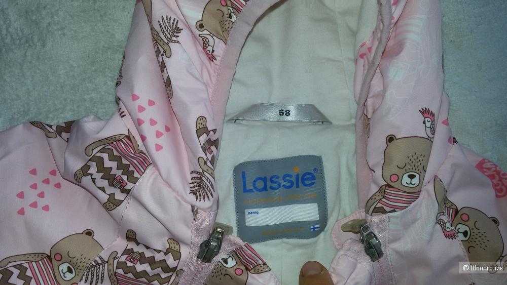 Комбинезон для девочки Lassie р. 68 см  (+6 см)