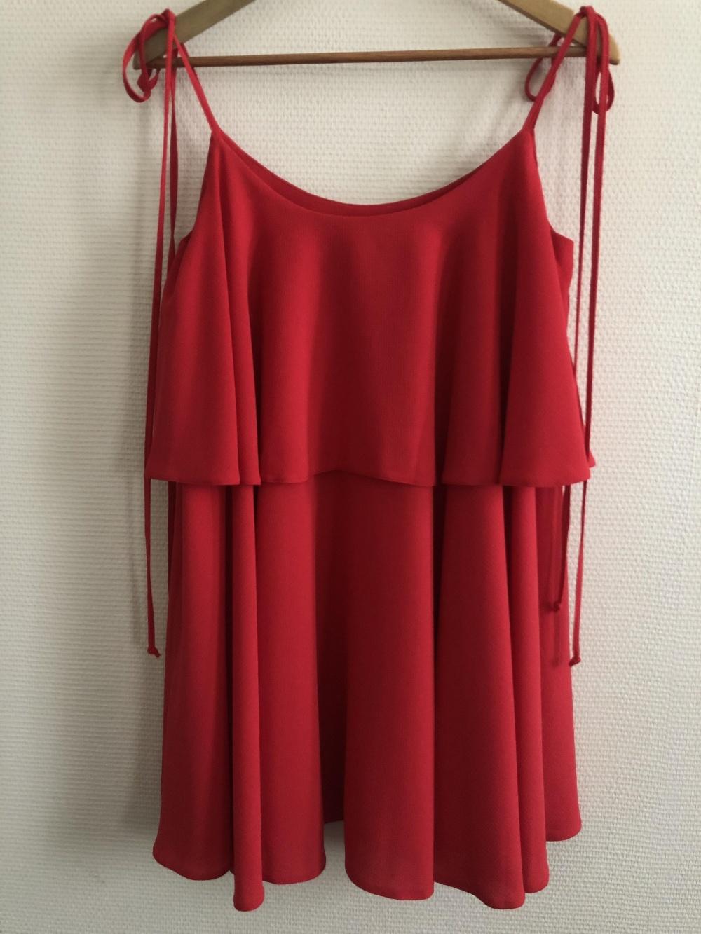 Платье ярусное Marie by Marie, размер 42-48