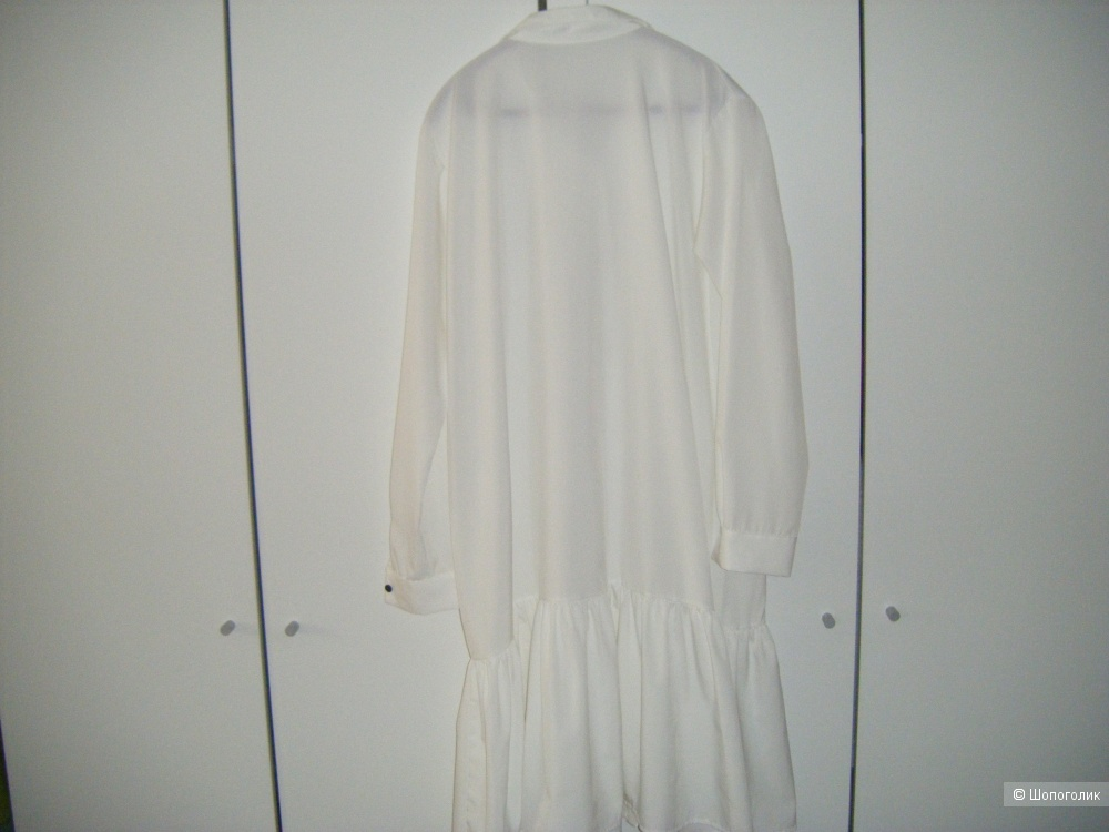 Платье Рубаха,+Сумка, Ноу Нейм, 42-48