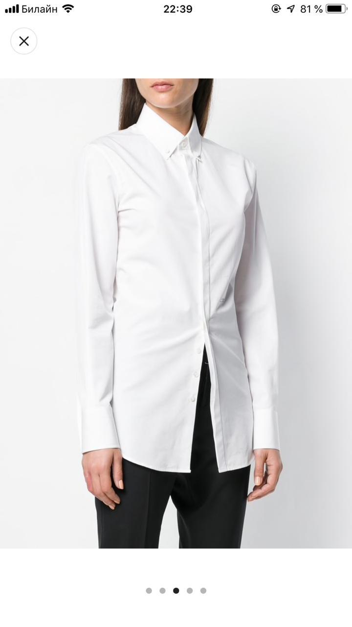 Рубашка DSQUARED2 38IT (42-44 российский)