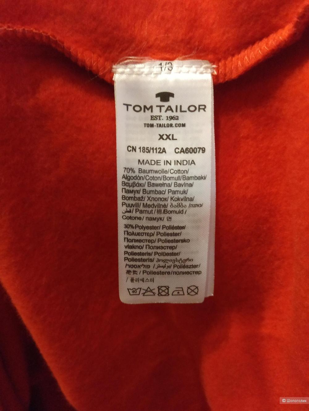 Толстовка Tom Tailor размер XXL