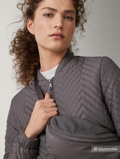 Куртка бомбер Massimo Dutti, размер XL