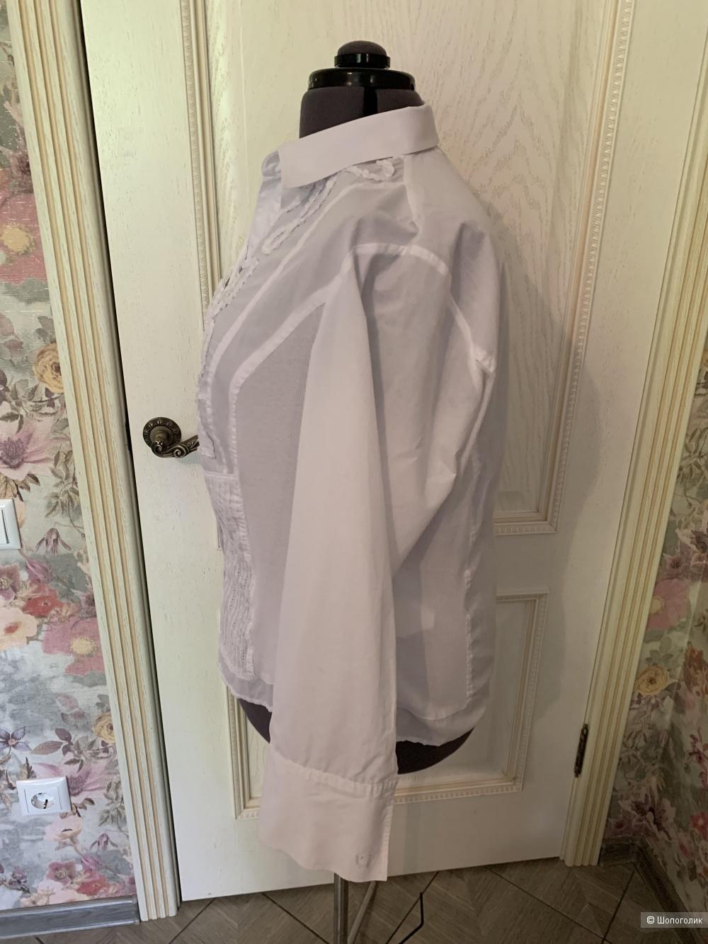 Рубашка Just White, 44 размер (немецкий)
