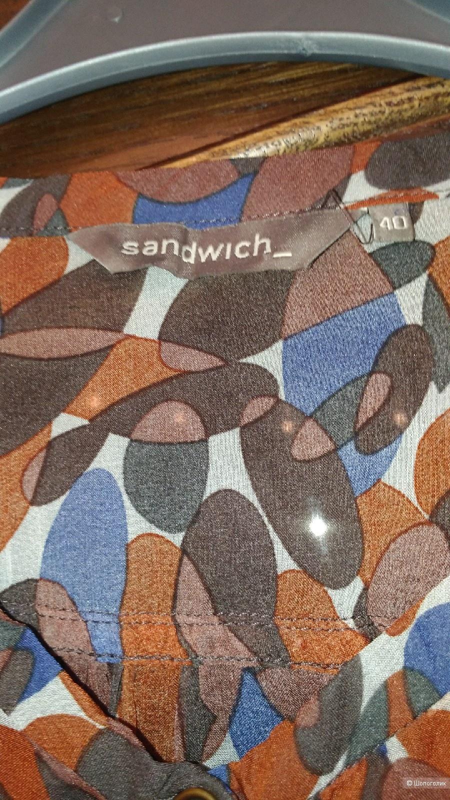 Блузка Sandwich р.46