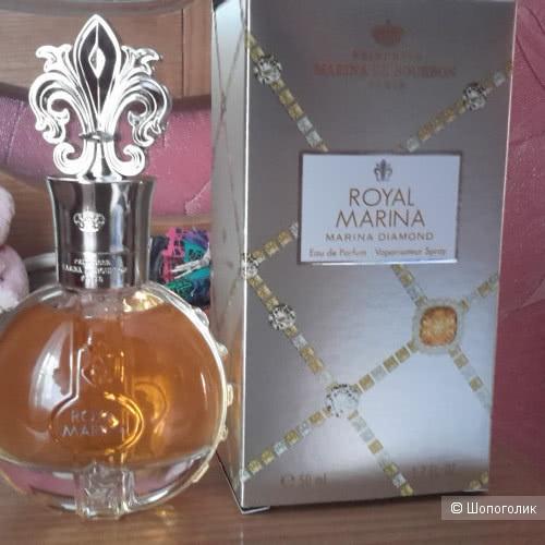 Парфюмерная вода Royal Marina Diamond Princesse Marina De Bourbon 50 мл