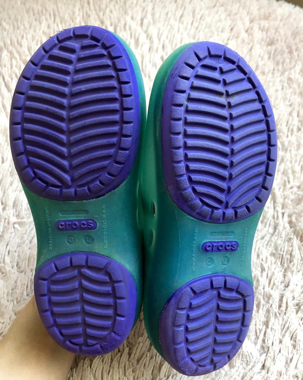 Туфли Crocs C12