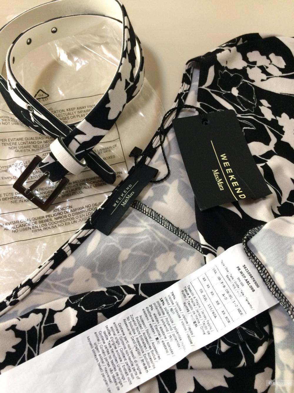 Платье Weekend MaxMara 40-42-44