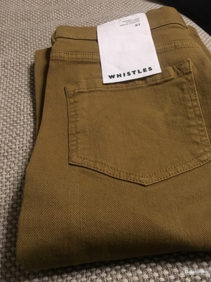 Джинсы Whistles 27 размер