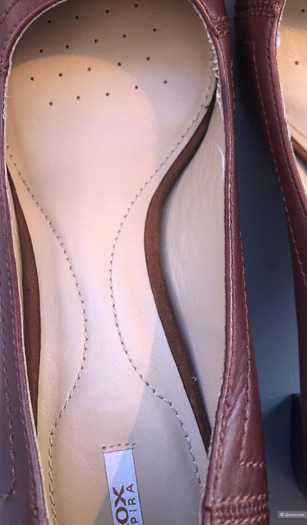 Туфли Geox размер 38- 38,5