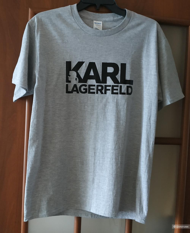 Футболка,, Карл Лагерфельд 'размера 42-44-46