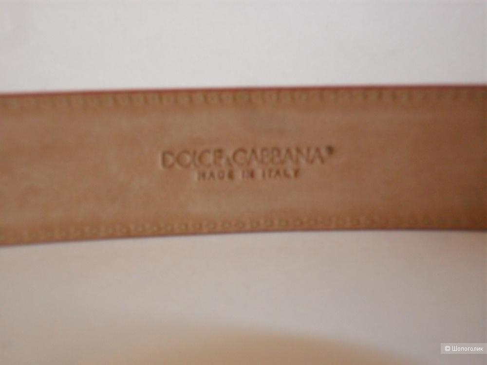 Ремень DOLCE & GABBANA 85 см.