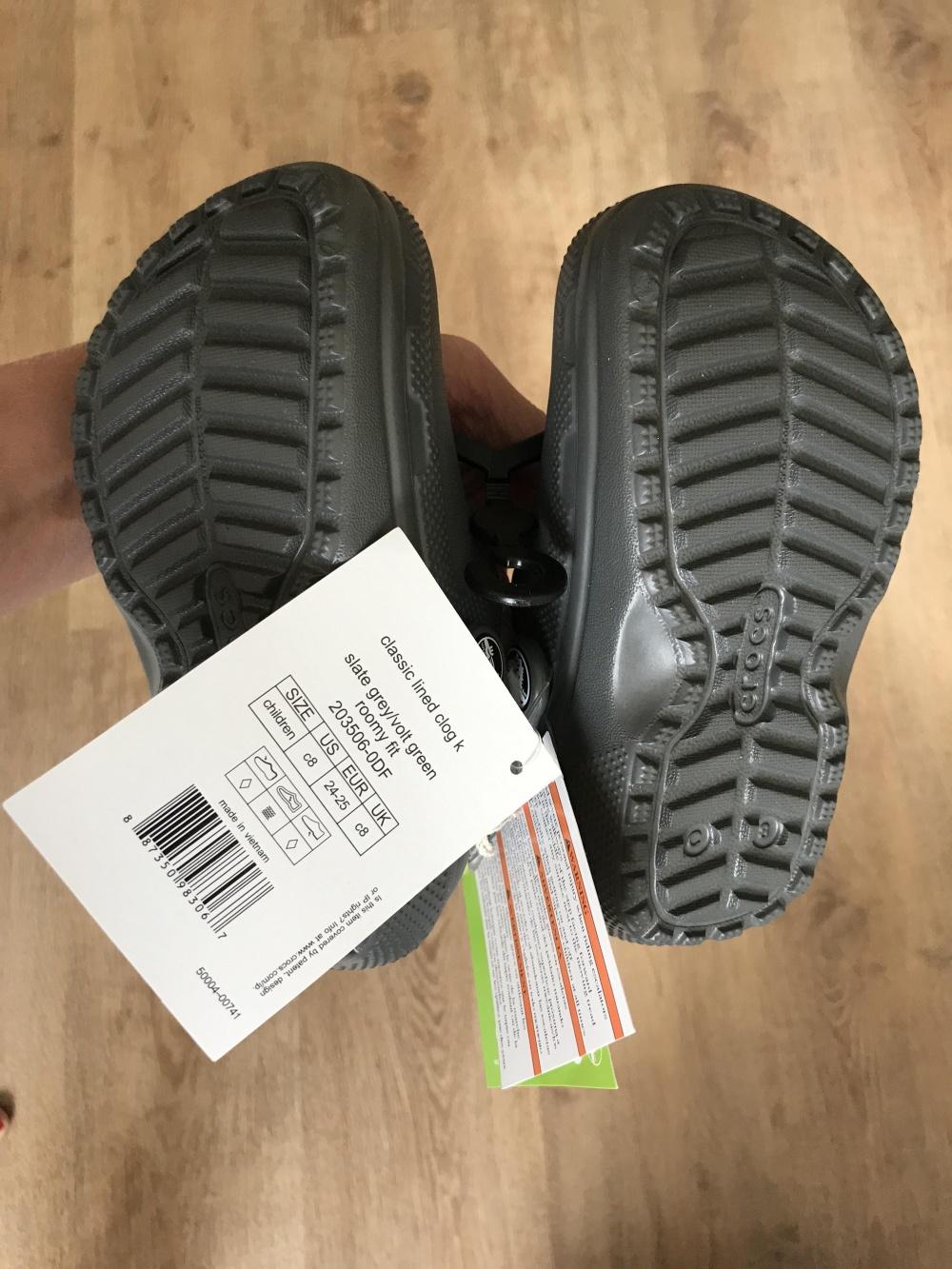 Детские сандалии Crocs 24-25