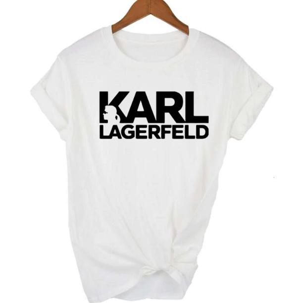 "Футболка,, Карл Лагерфельд ""размера 42-44"