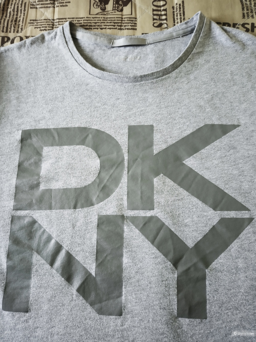 Футболка DKNY размер М