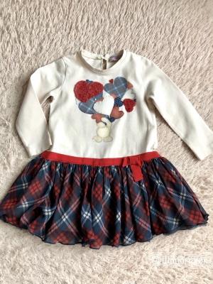 Платье Monnalisa 18мес