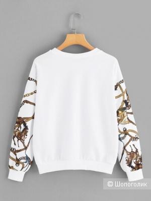 Cвитшот, пуловер, размер 46-48