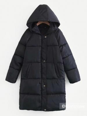 Пуховик-пальто, размер 48-50