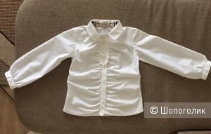 Блузка Burberry 4 года