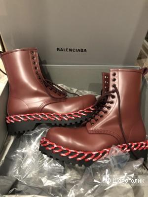 Balenciaga ботинки 37IT