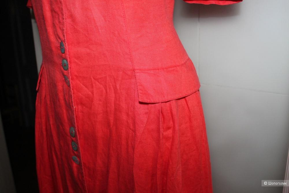 Платье-халат  SWING, размер 48-50