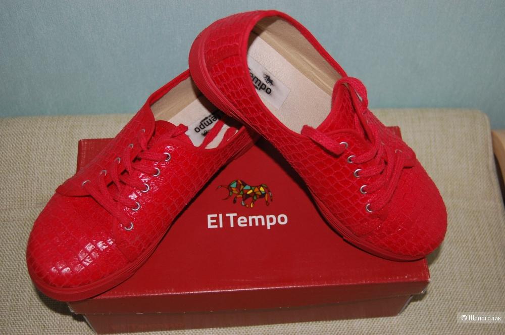 Кеды ElTempo 36-37 размер