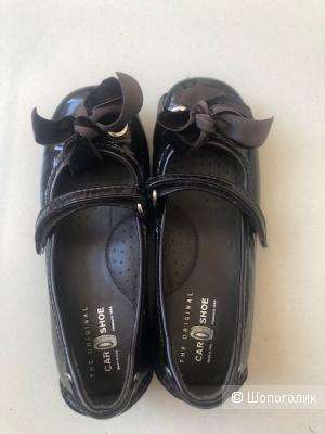 Туфли детские CAR SHOE , 28 размер.