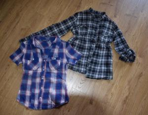 Рубашки Terranova на девочку р.152-158 XS