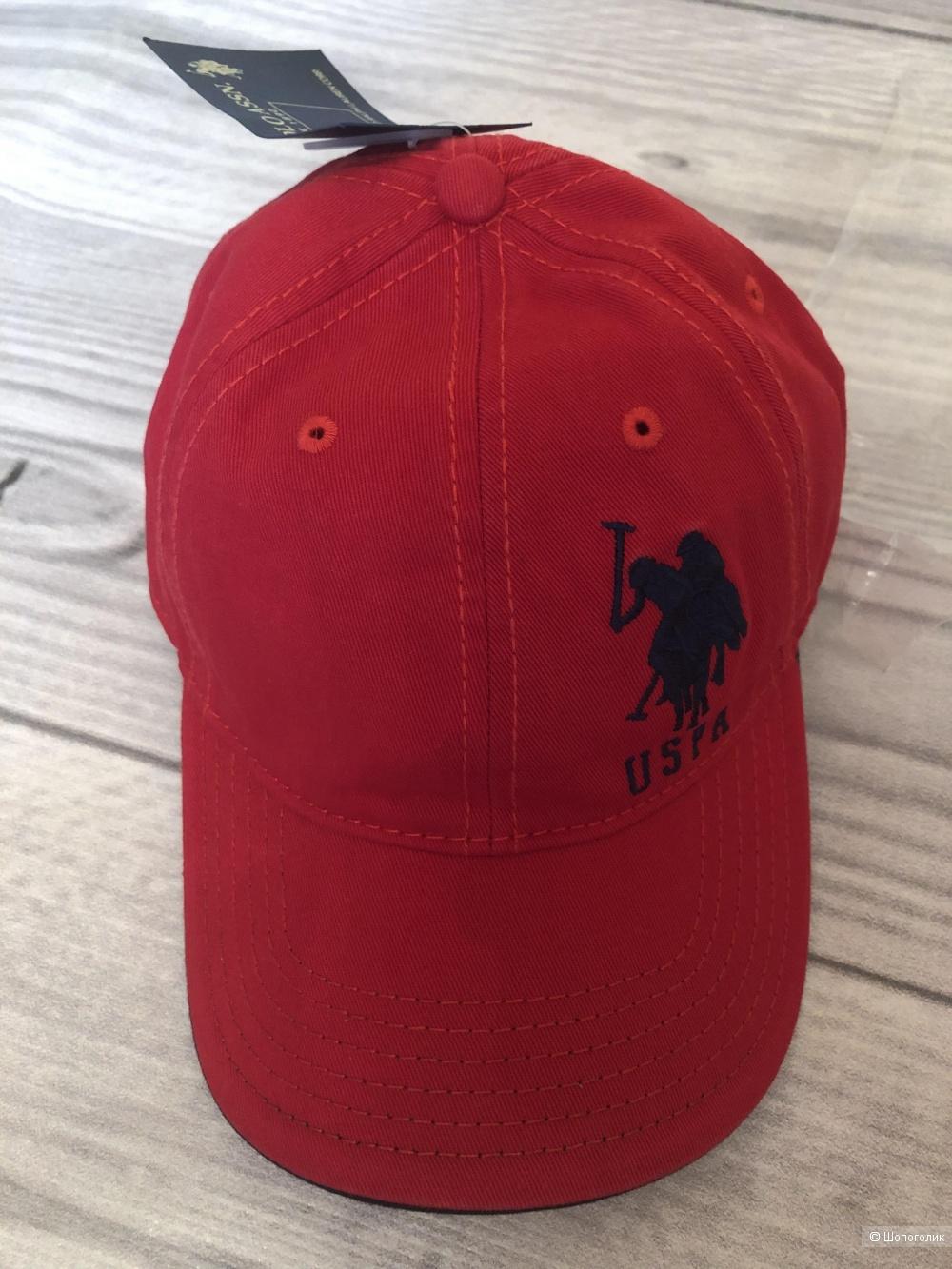 Кепка мужская US Polo one size