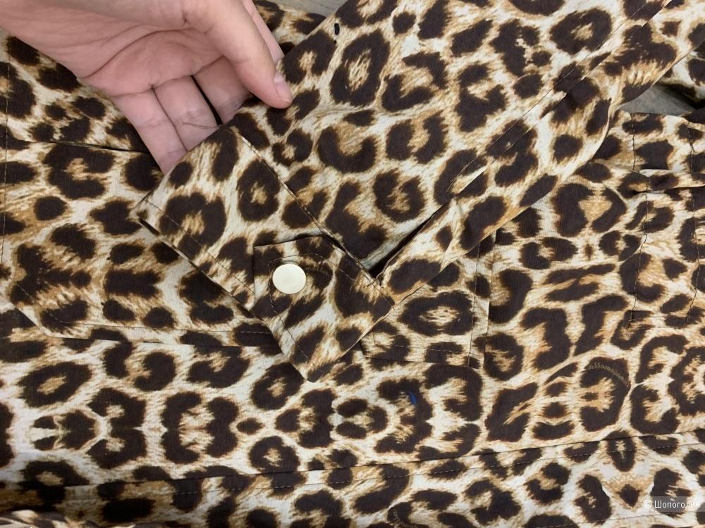 Пальто ANIMAGEMELLA, размер 42.