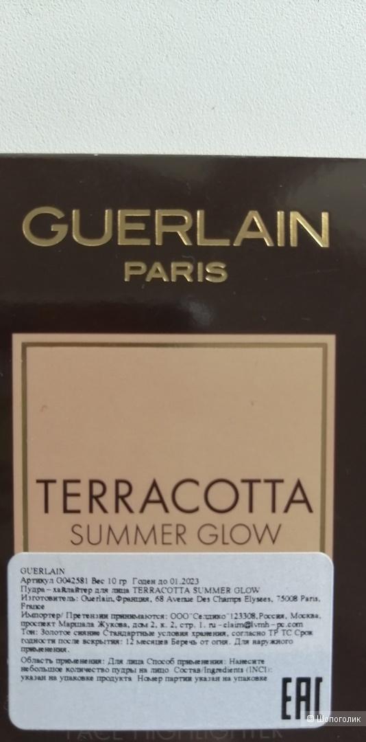 Пудра Terracotta Summer Glow, 10гр