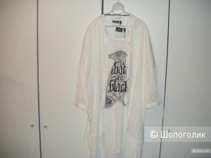 Туника, футболка, ONLY, 44-46
