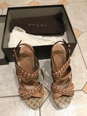 Туфли Босоножки гуччи 36 размер