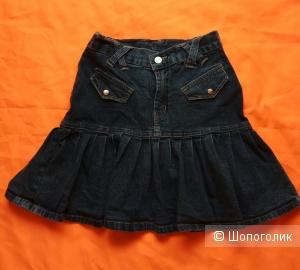 Юбка джинсовая ноунейм.S