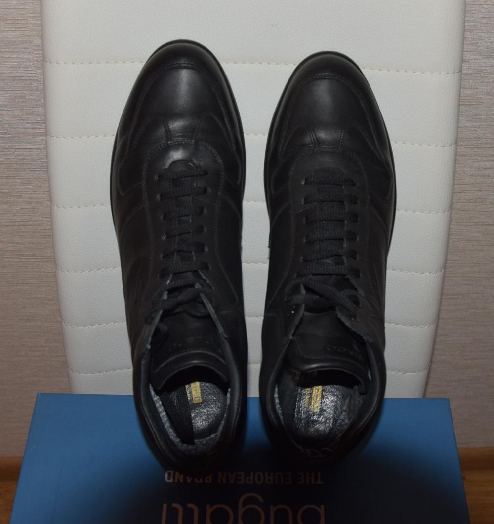 Ботинки мужские IGI&CO (Италия), р.45