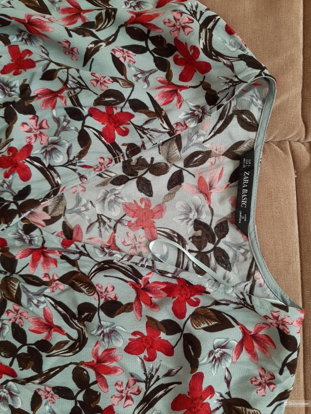 Платье ZARA размер М-L (44-46-48)