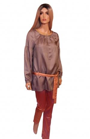 Комплект: брюки Galliano (р-р 28) + туника Princesse Tam-Tam (р-р 42-44-46S/M)