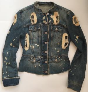 Джинсовая куртка  John Richmond , 42-44