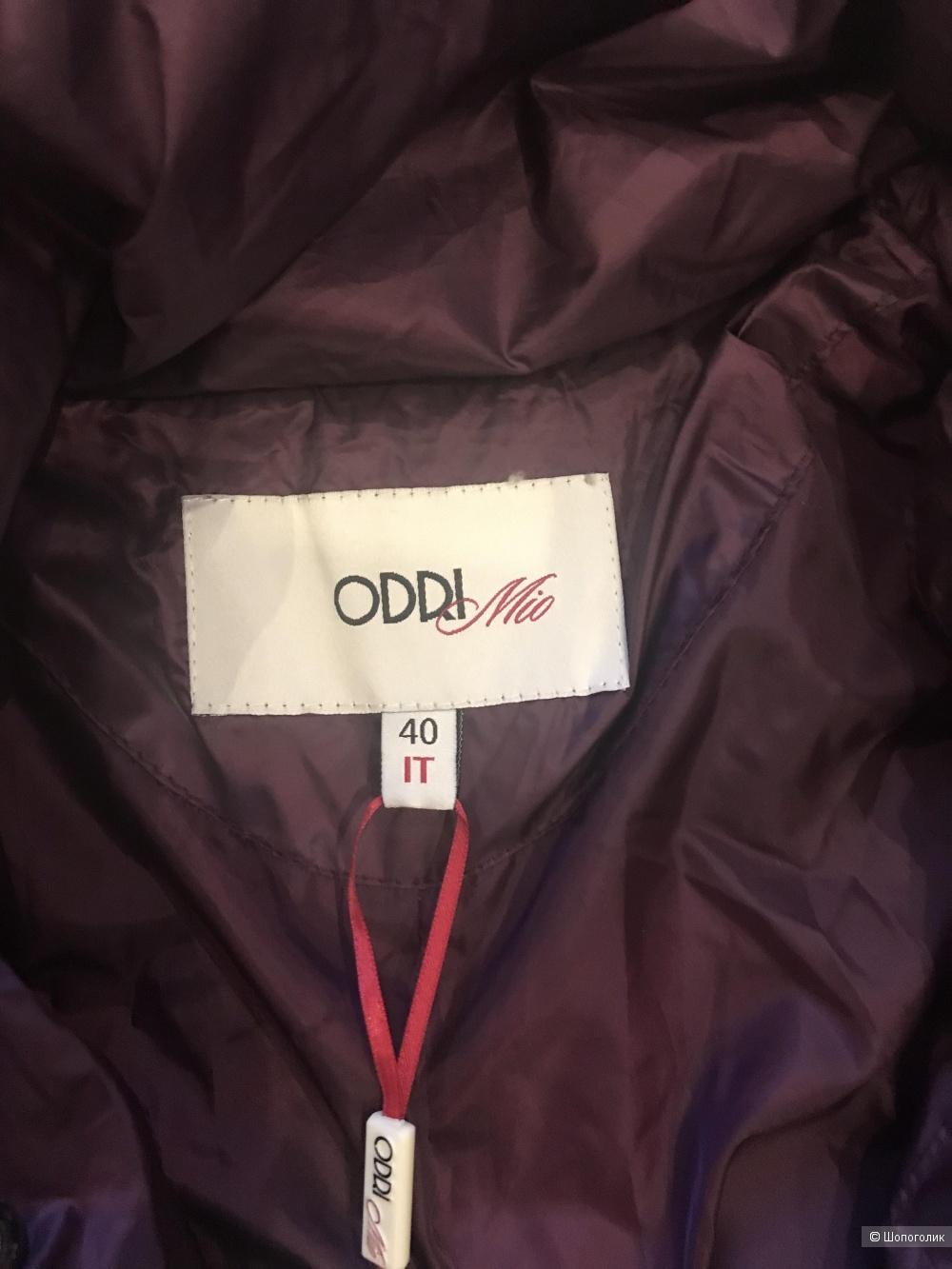 Пальто ODRI MIO, размер 40 IT (40RU)