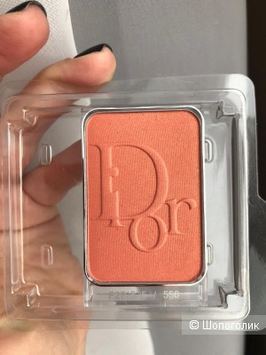 Компактные Румяна Dior Blush, оттенок 556.