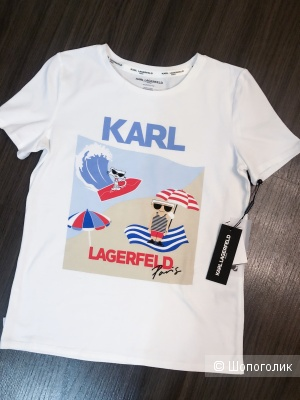 Футболка Karl Lagerfeld, размер XS
